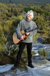 nigel foote folksinger folk music blue mountains
